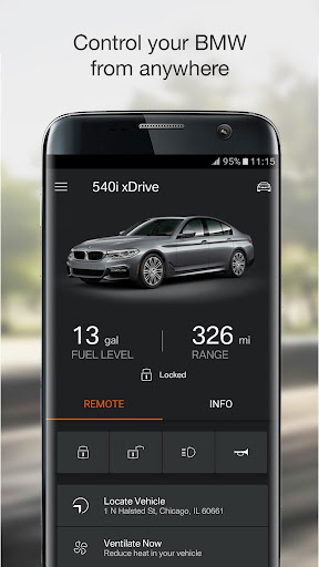BMW Connected 6.3.0.6155 screenshots 1