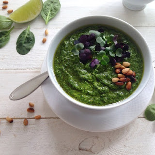 Spinach Garlic Pesto