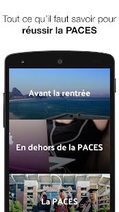 Réussir ma PACES- screenshot thumbnail