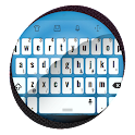 Black ink TouchPal Skin icon
