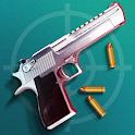 Idle Gun Tycoon - Gun Games For Free, Shoot Now! icon