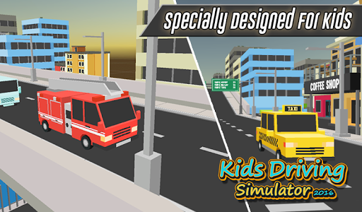 Download Kids Driving Simulator 2016 for PC