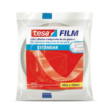 CINTA TESA FILM ESTANDAR   40MX12MM