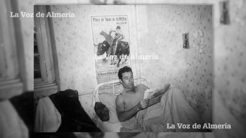 Carlos Hernández Picón fue uno de los almerienses que emigraron a Alemania a comienzos de los años sesenta.