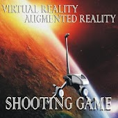 AR VR Space Shooting Game