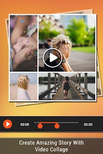 Photo to Video Collage Maker - náhled