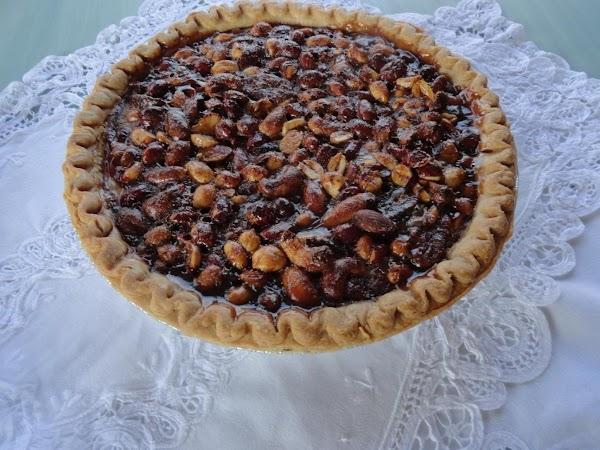 Ceree's Mixed Nut Pie Recipe