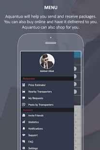Aquantuo- screenshot thumbnail