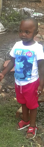 Kopano Mache, 4, was killed in a shack fire.