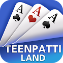 Teen Patti Land icon