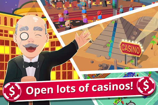 Idle Casino Manager - Business Tycoon Simulator 2.1.2 screenshots 2