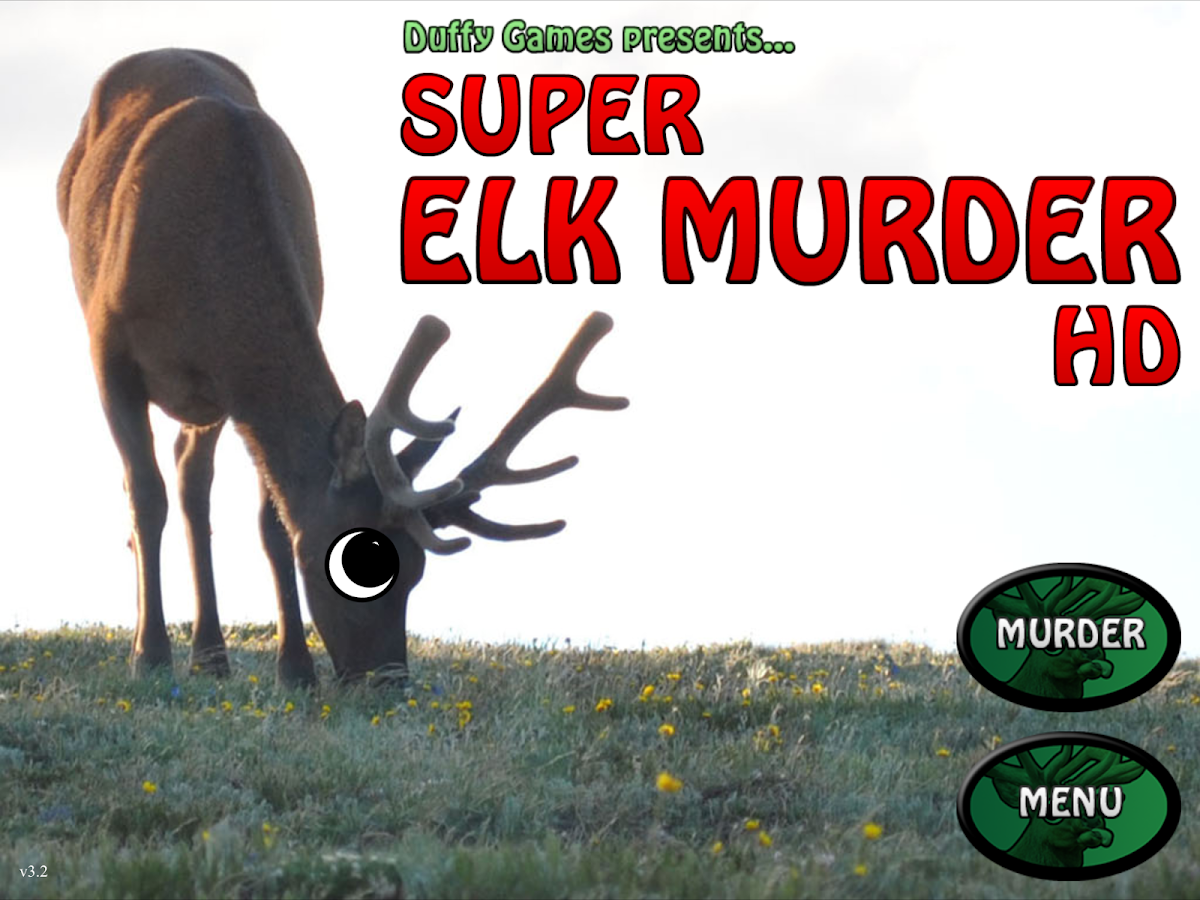 Super Elk Murder HD- screenshot