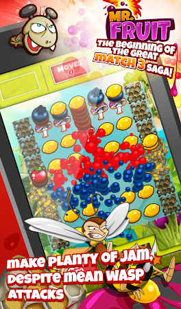 Match 3 - Mr. Fruit 1.0.58 screenshot 583262