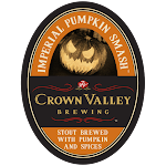 Crown Valley Imperial Pumpkin Smash Stout