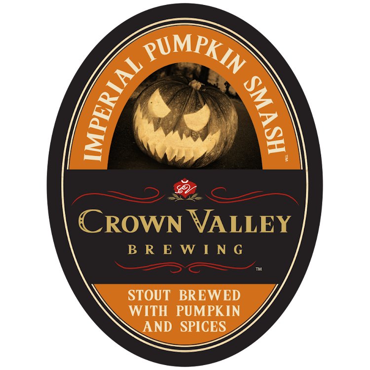 Logo of Crown Valley Imperial Pumpkin Smash Stout