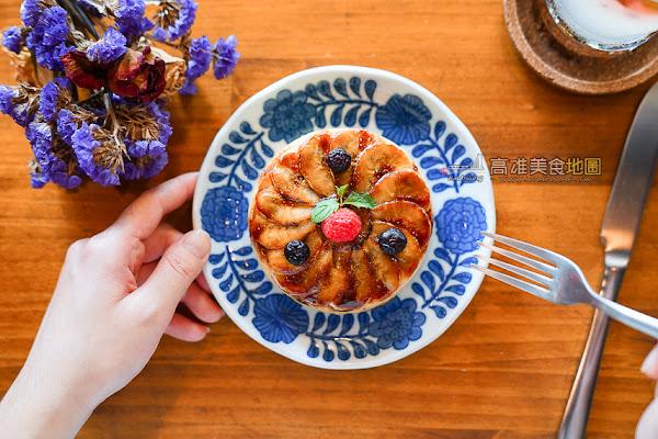 Sojourner Cafe 蝸居咖啡|約上姊妹淘 編寫屬於妳們的甜點故事