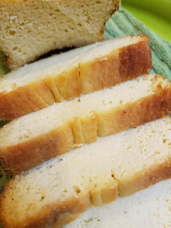 Low Carb Lemon Loaves