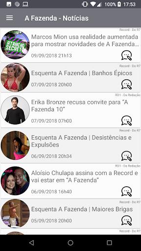A Fazenda 10 + Conectada screenshot 3
