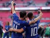Cesc Fabregas smeekt Eden Hazard om te blijven bij Chelsea