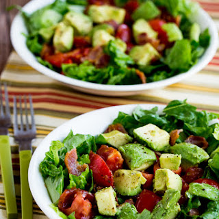 Lettuce Avocado Tomato Salad Recipes.