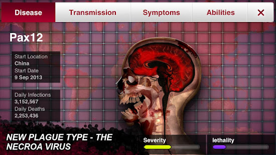 Plague Inc. Mod Apk gameplay