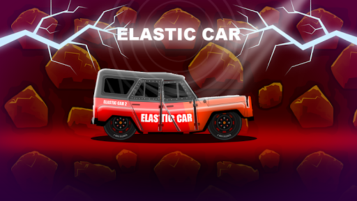 ELASTIC CAR 2 CRASH TEST fond d'écran 2