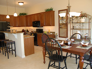 Photo: The kitchen and dining are in our BAYBERRY condo