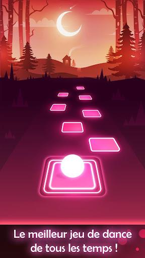 Tiles Hop: Endless Music Jumping Ball fond d'écran 1