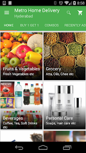 MetroHomeDelivery-OnlineGrocer screenshot 2