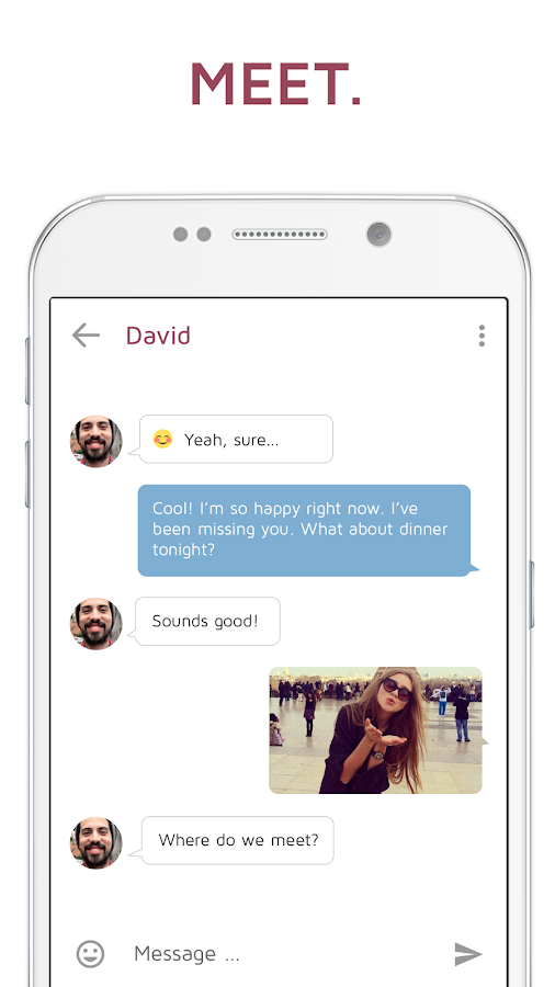 JAUMO Flirt Chat- screenshot