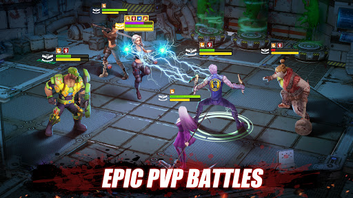 Last Hero: Zombie State Survival RPG filehippodl screenshot 17