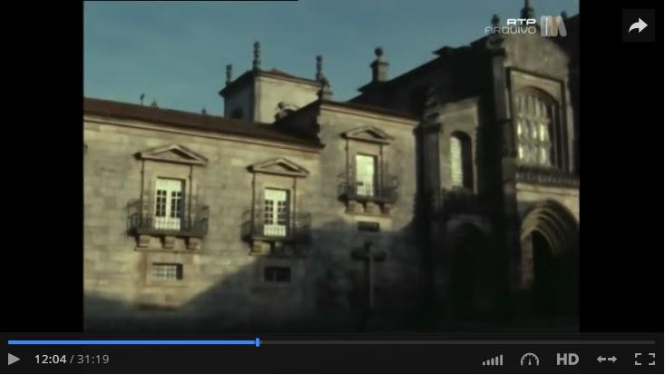 Vídeo - Documentário sobre Lamego - RTP Arquivos
