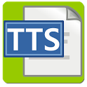 TTS txt reader icon