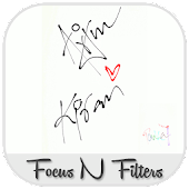 Focus N Filters : TextGram