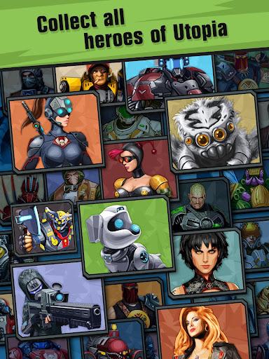 u0421licker idle offline games: Evolution Heroes 1.8.8 de.gamequotes.net 4