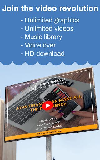 Marketing Video, Promo Video & Slideshow Maker 28.0 screenshots 23