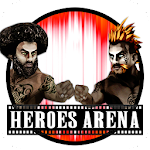 Heroes Arena - Arcade Fighter Icon