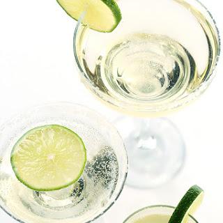 Sparkling Margaritas.