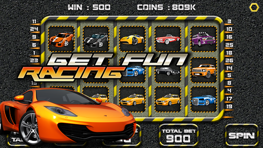 Car Race Queens Slots - Casino