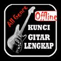 Kunci Gitar & Lirik Lagu A-Z offline icon