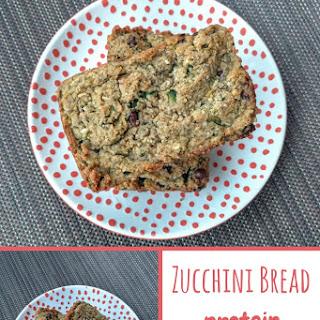 Zucchini Bread Protein Breakfast Loaves