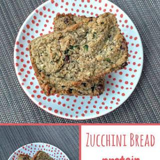 Zucchini Bread Protein Breakfast Loaves.