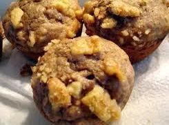 Nutty Muffins Recipe