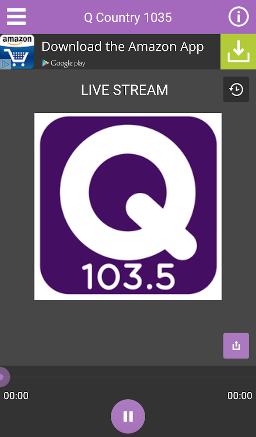 Q Country 103.5- screenshot