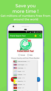 Download new Friend Search Tool For PC Windows and Mac apk screenshot 2