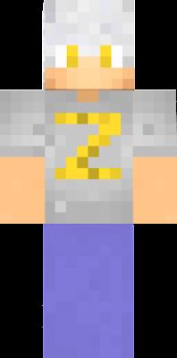 Zeus Minecraft Skin : minecraft