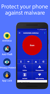 AntiVirus Android Security 2020 Screenshot