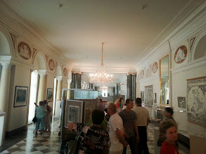 Photo: The old palace is a museum and it is filled with galleries telling the history of the city up to just before WWII.