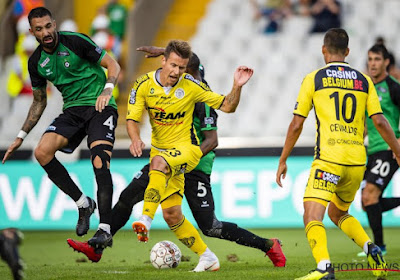 Jérémy Taravel (Cercle Brugge) nekt ex-ploeg Lokeren met assist voor de winning goal van Guévin Tormin