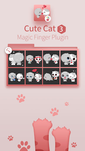 Couple Cat-Magic Finger Plugin